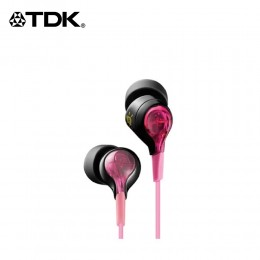 TDK Inner Earphone CLEF-BEAM BEC200 - Pink